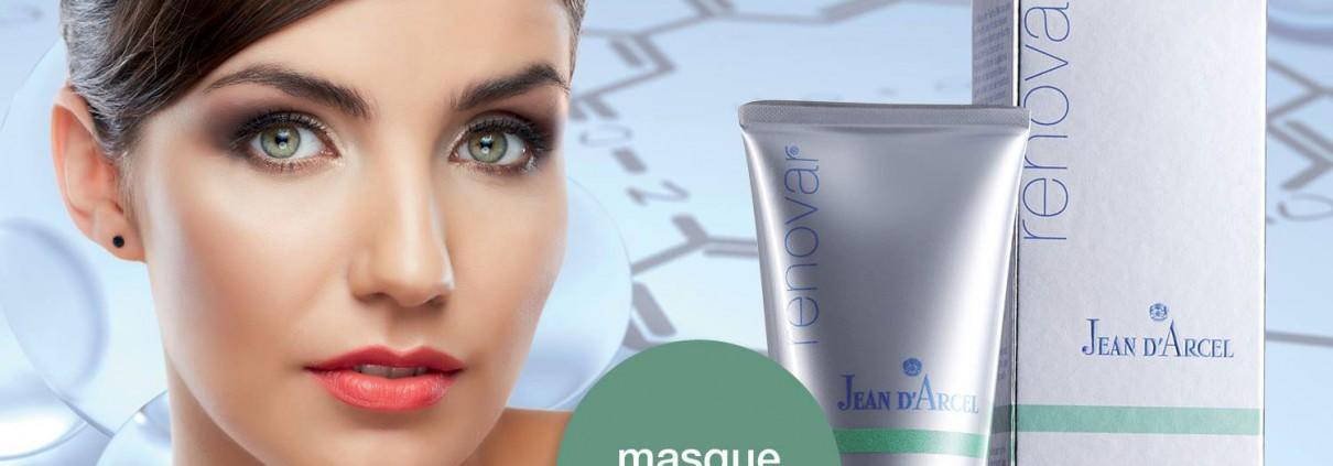 Wecken Sie müde Winterhaut auf... mit der masque hyaluron aus der Linie renovar gönnen Sie Ihrer Haut einen wahren Feuchtigkeitskick.